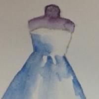 blue-dress-form