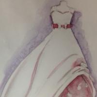 rose-dress