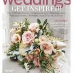 Featured in Martha Stewart Weddings!
