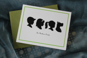 Family Note Cards