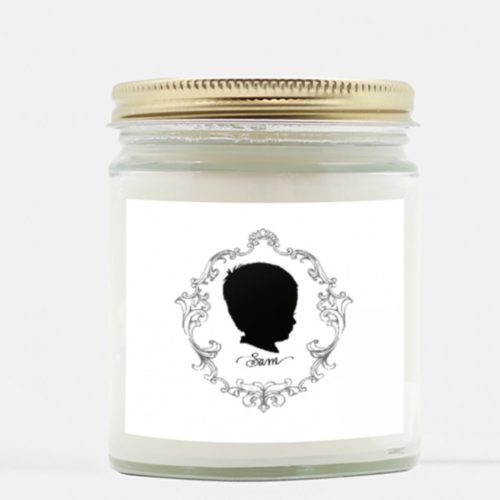 campfire scent candle