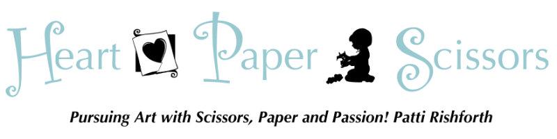 Heart Paper Scissors